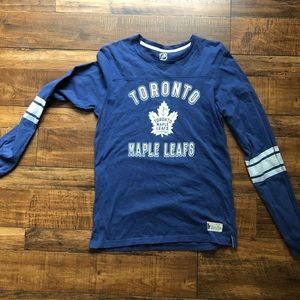 Toronto Maple Leafs NHL Long Sleeve Tee